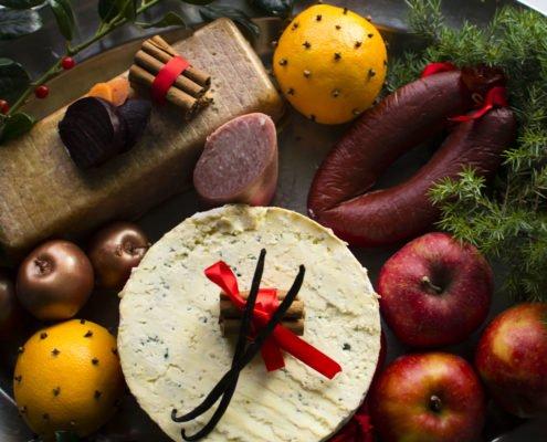 Julbord på Smygehus Havsbad