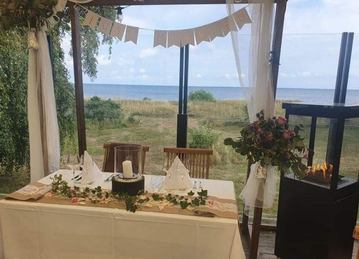 Bröllop Smygehus Havsbad